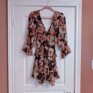 Misa Los Angeles Mini Dress